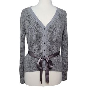 MARKS & SPENCER Sweater Cardigan Button Down  Wool